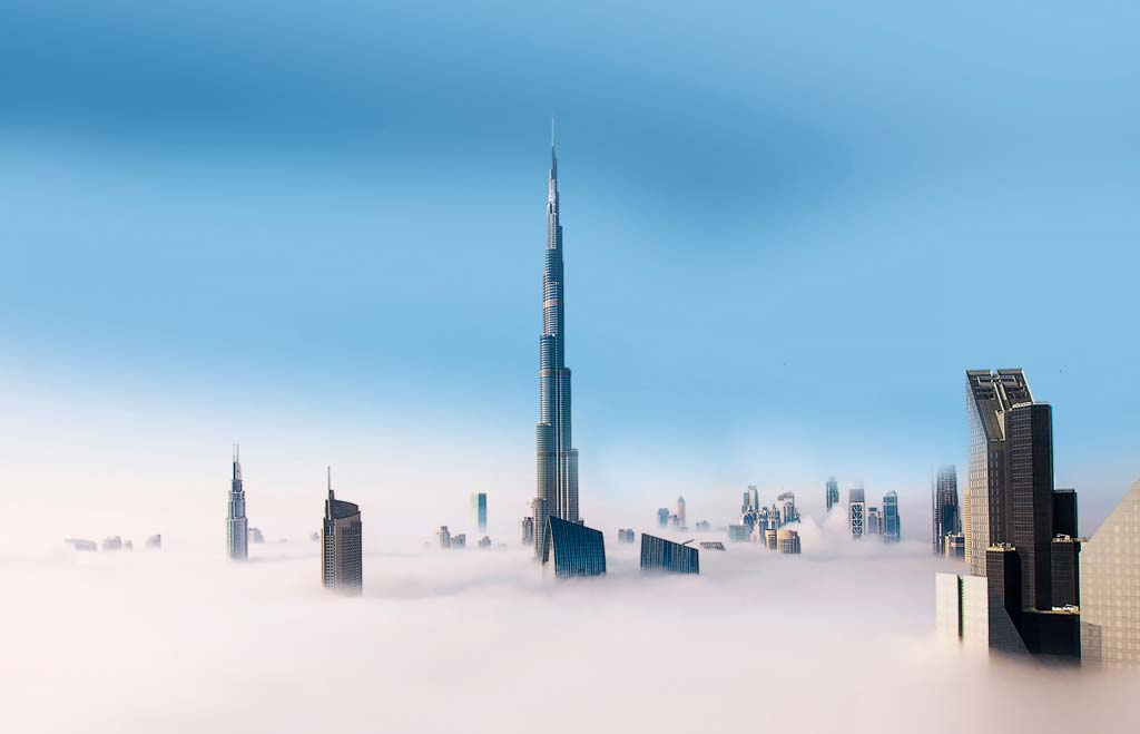 Convention Dubaï – Abu Dhabi 2018